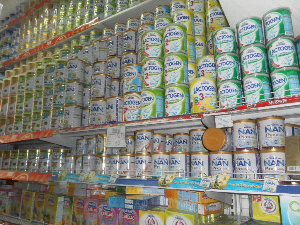 Kiến Thức Cơ Bản Khi Mở Shop Sữa, Cửa Hàng Sữa, Đại Lý Sữa - Bỉm, Siêu Thị Sữa Mini