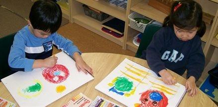 Giúp Bé tập vẽ từ nhỏ