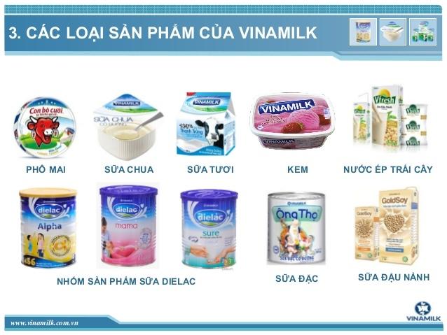 Nhà phân phối sữa Vinamilk chính hãng