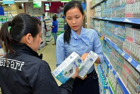 Cập nhật Bảng giá các sản phẩm sữa tươi và sữa chua VINAMILK cập nhật tháng 6 năm 2016