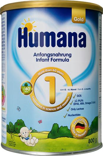 Top 05 loại sữa bột nhập khẩu tốt nhất cho bé
