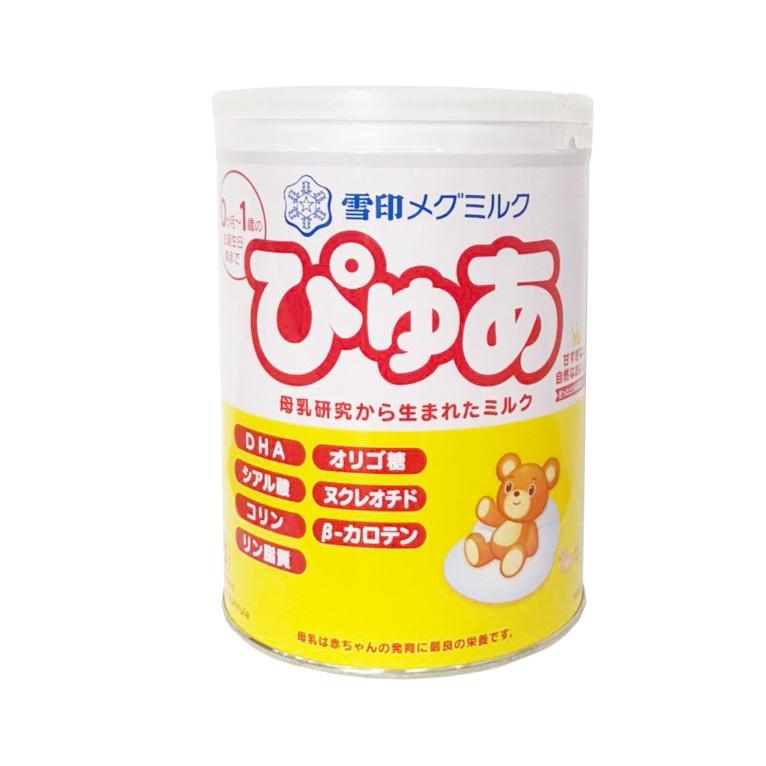 Megmilk Snow Brand Pure (0-9 tháng tuổi)