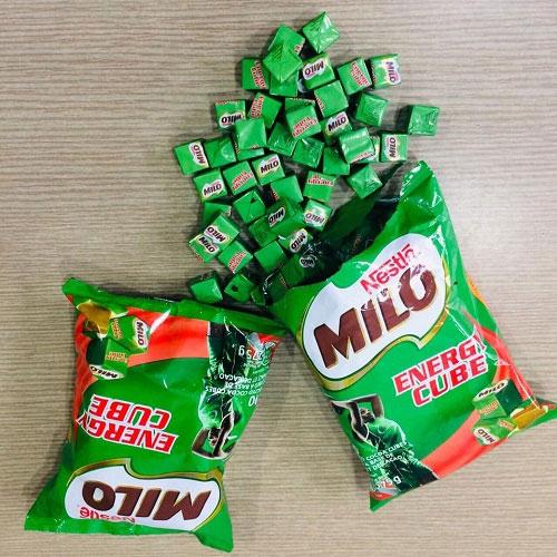 Nestle Energy Milo Cubes 275gr (100 viên)