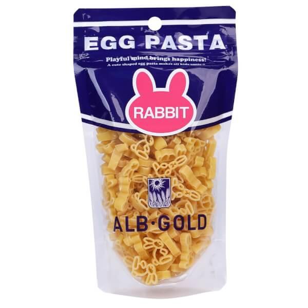 Nui Trứng Egg pasta - ALB Gold (Hình Thỏ) 7 MONTH)