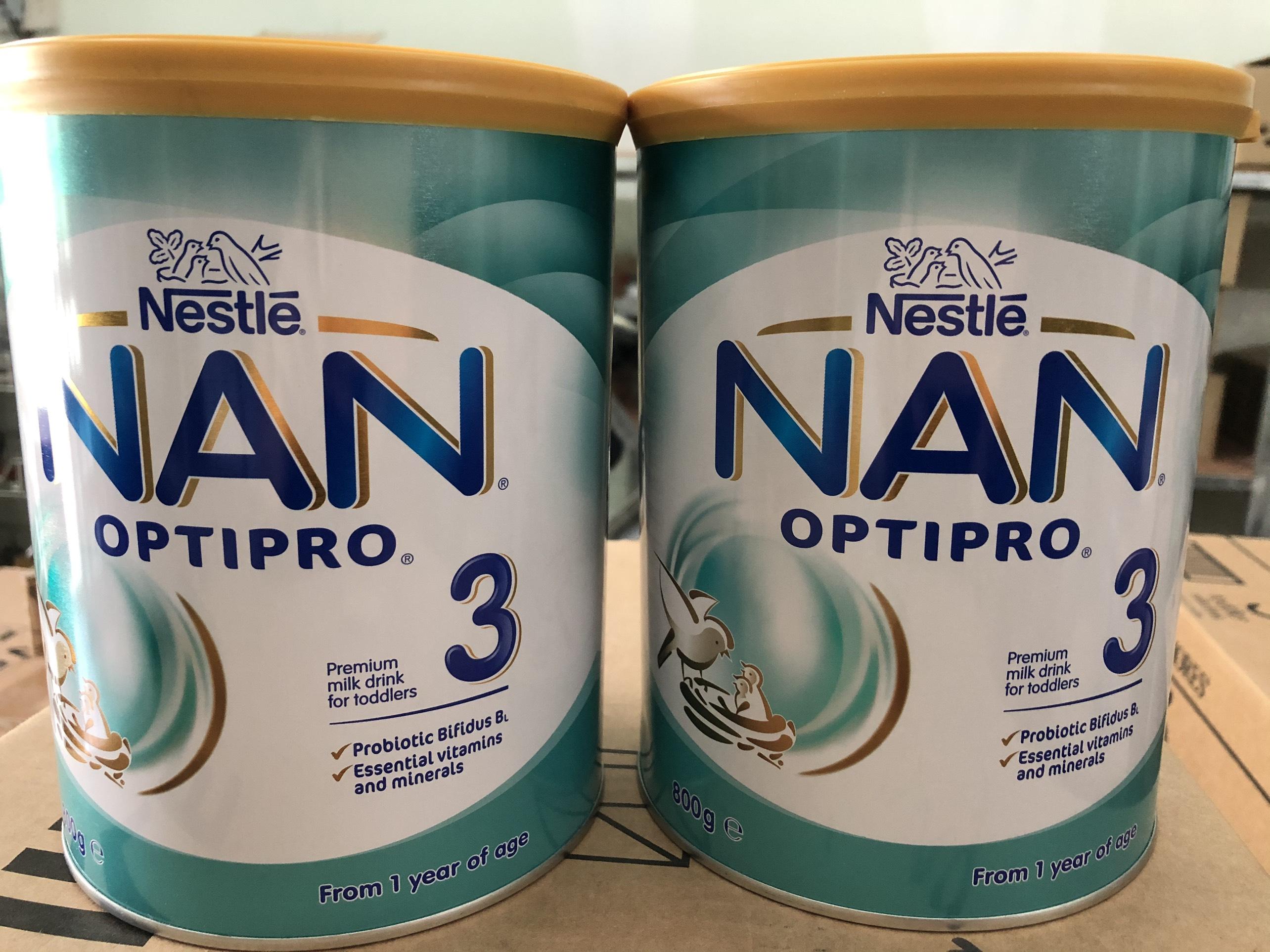 SPDD Nan Optipro 3 (Úc)