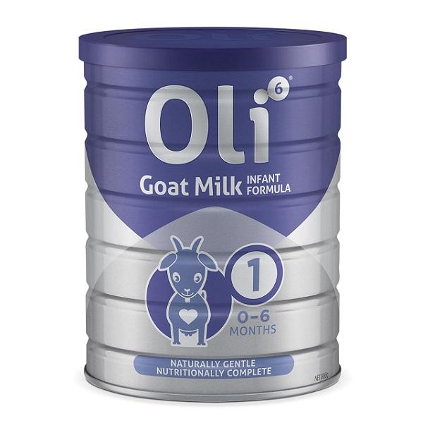 SPDD OLI 6 Goat Milk Infant Formula 1