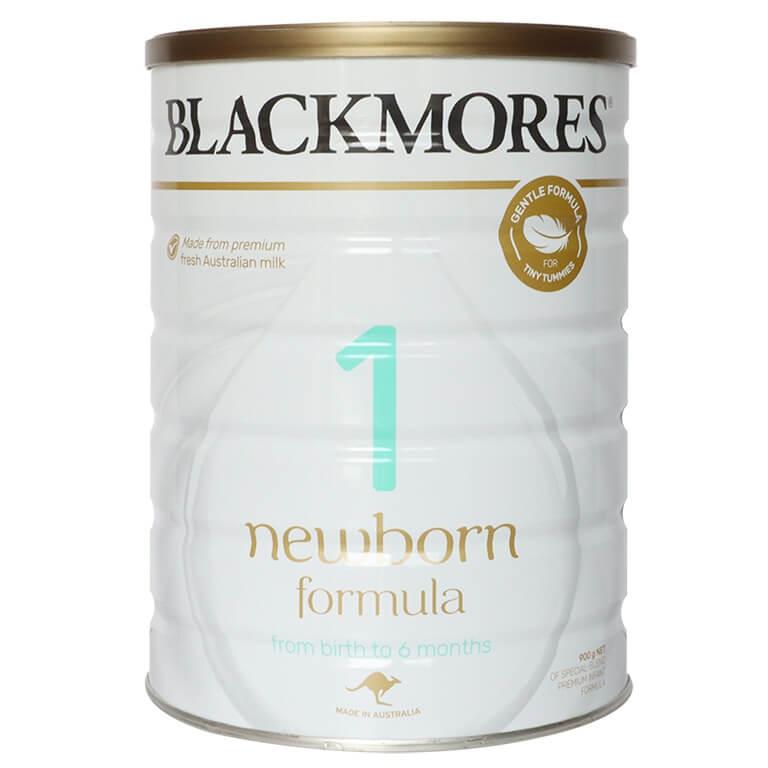 Sữa Blackmore Newborn 1-900g