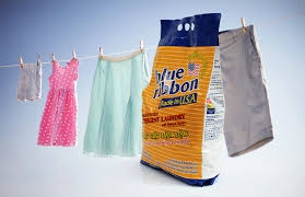 Bột giặt BLUE RIBBON 5Kg nhập khẩu từ Mỹ
