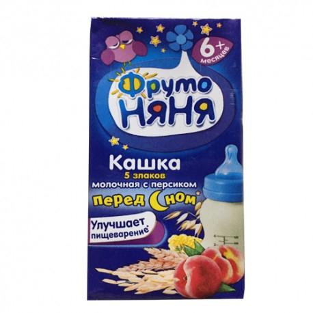 Sữa đêm Fruto vị Đào