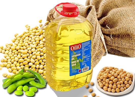 Dầu đậu nành Oilio 5 Lít