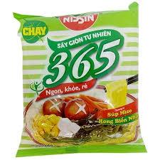 Mì 365 Hương Vị Súp Miso Rong Biển Nhật Bản 66g