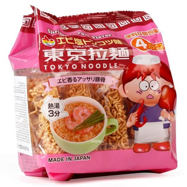Mỳ Ăn Liền Tokyo Vị Tôm Thịt