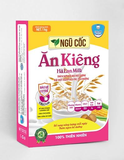 Ngũ Cốc Ăn Kiêng Hà Lan Milk 1Kg
