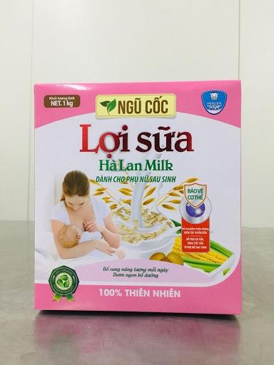 Ngũ cốc Lợi Sữa Hà Lan Milk 1Kg