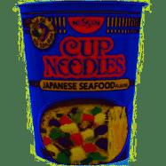 Mì Nissin Cup Noodles Hương Vị Hải Sản Nhật Bản 67g