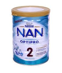 Sữa Nan Nga số 2 400g cho bé từ 6 đến 12 tháng