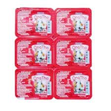 Sữa ông thọ 40g ( 1 vỉ 4 hộp )