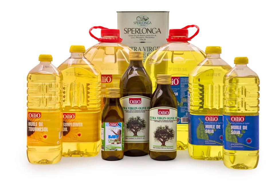 Dầu ăn oilio